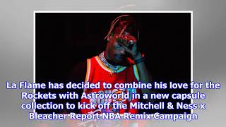 Download Tubidy ioGeneral News   Travis Scott Designs  Astroworld  Themed Houston Rockets Jersey for Mitchell