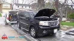 Auto Detailing on Honda Pilot - Car Detailing by Wash Me Now