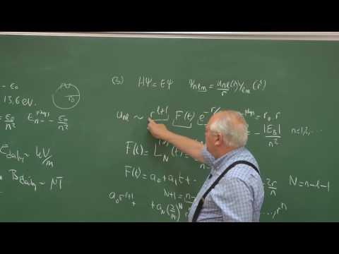 Hydrogen atom (4) - Integral representation of Laguerres