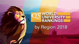 Coming Soon: QS World University Rankings by Region 2018
