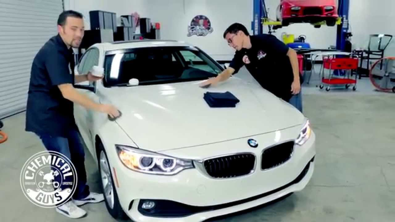 chemical guys detailing car care white wax best wax for white cars youtube. Black Bedroom Furniture Sets. Home Design Ideas