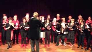 Habanera uit CARMEN, comp. Bizet (jubileumconcert 5 okt 2013)