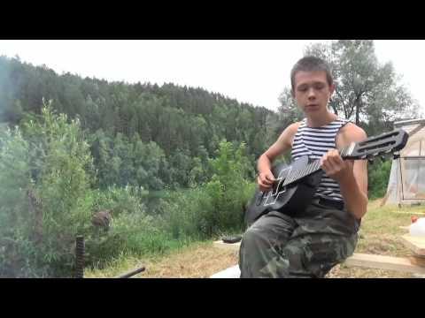 Клип Слава Медяник - Я в весеннем лесу