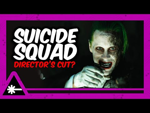 "Could Suicide Squad get the ""Release The Snyder Cut"" Treatment? (Nerdist News w/ Dan Casey)"