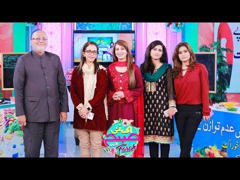 Ek Nayee Subah With Farah - 19 December 2017   APlus