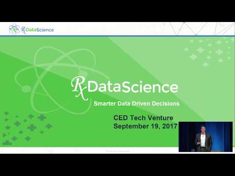 RxDataScience, Inc. - CED Tech Venture Conference 2017