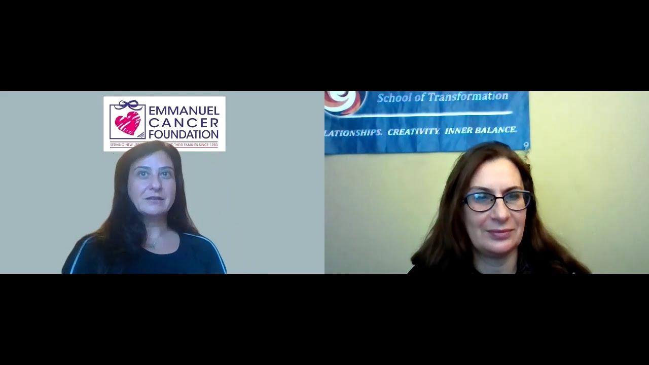 Inessa Rome, Regional Director at Emmanuel Cancer Foundation