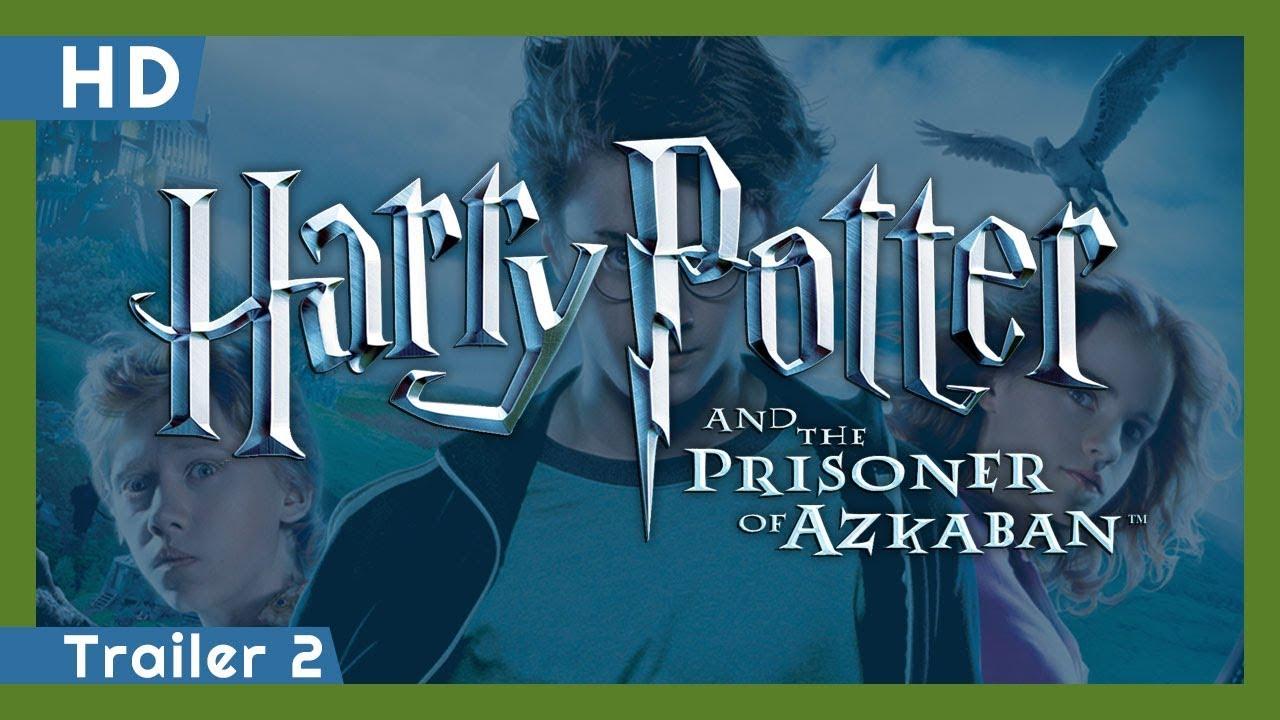 Harry Potter and the Prisoner of Azkaban (2004) Trailer 2