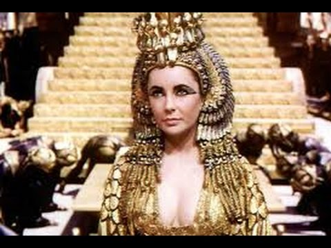 Cleopatra (1963) with Richard Burton, Rex Harrison, Elizabeth Taylor movie