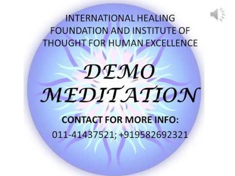 Karma Lotus Meditation by International Healing Foundation FREE