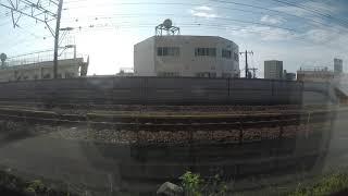 【4K 2021年3月から使用】E257系 特急湘南12号 東京行車内放送