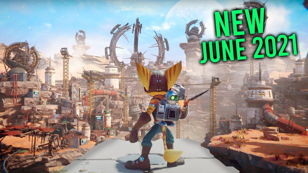 Download Top 10 NEW Games of June 2021