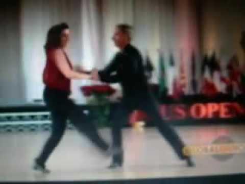 USOpen 2012 Don Rhonda