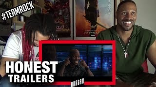 Honest Trailers - The Fate of the Furious | REACTION & DISCUSSION