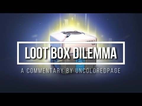 ESRB Is Wrong: Loot Boxes Are Gambling And It Needs To Stop (VIDEO