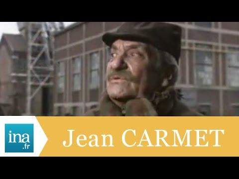 "Jean Carmet tourne ""Germinal"" - Archive INA"