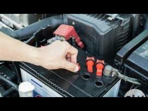 Tips Cara Memperbaiki Aki Mobil Yang Soak Part 1 Youtube