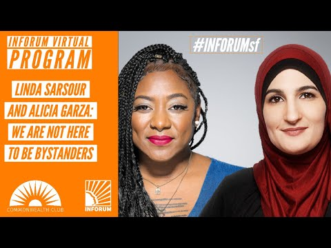 Linda Sarsour And Alicia Garza: We Are Not Here To Be Bystanders