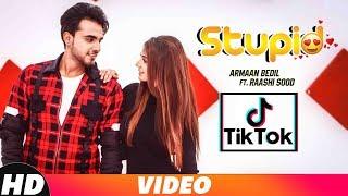 Stupid (TIK TOK) | Armaan Bedil ft Raashi Sood | Sara Gurpal | Kanika Mann | Latest Songs 2018