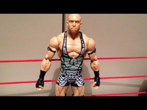 WWE WRESTLING ELITE SERIES 21 SUPERTSTAR WRESTLER RYBACK MATTEL