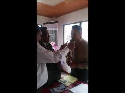 Entrevista de Radio Salinas TV