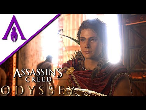Assassin's Creed Odyssey #147 - Daidalos Festung - Let's Play Deutsch thumbnail