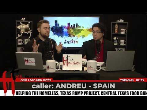 Talk Heathen 02.33 with Eric Murphy and Jamie Boone