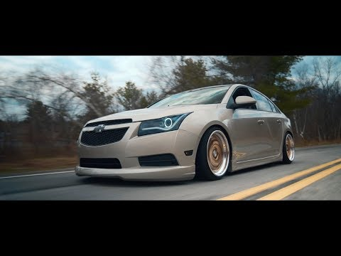 Jake's Bagged Chevy Cruze. | DIVINE