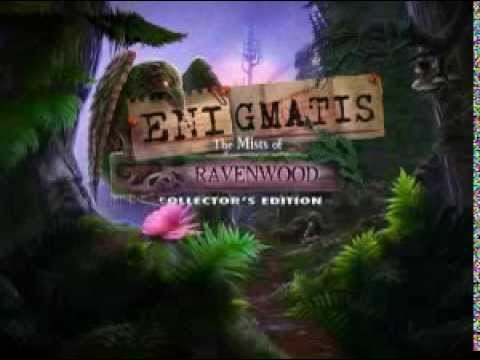 Enigmatis: the mists of ravenwood collector's edition game.
