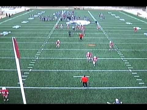 LB Drills Zone Drill