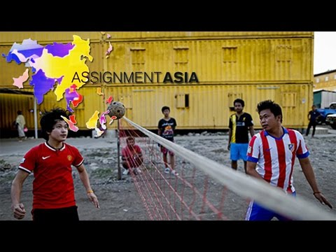 Assignment Asia 02/20/2016 Thailand's school in a box