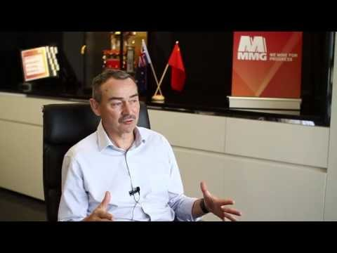 BedrockMG - MMG Integrated Mining Value Chain