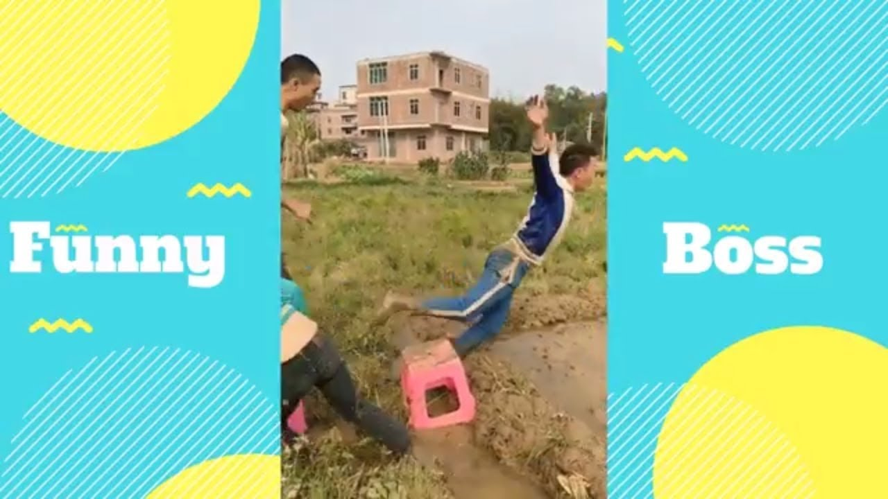 Funny Video 2018 | Most Epic Vines Best Fun China Funny Guys | Try Not To Laugh Or Grin