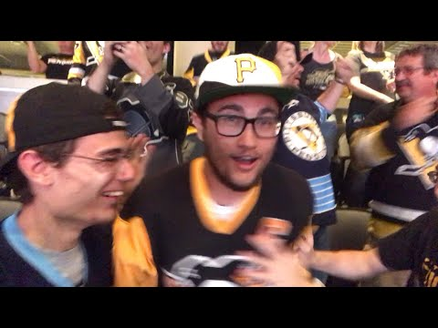 PITTSBURGH PENGUINS WON THE STANLEY CUP 2017 VLOG