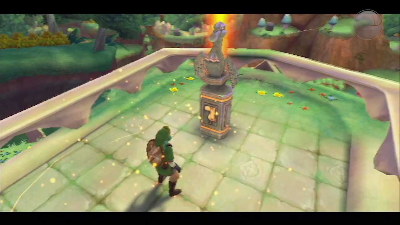 jogo the legend of zelda skyward sword nintendo wii