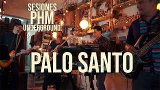[PALO SANTO] en PHM underground Reggae-fusión, roots, rocksteady, jazz, blues, latin, funk y rock