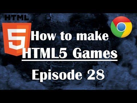 28- Making HTML5 Game: Resizing Game Part 2. Javascript Tutorial Guide