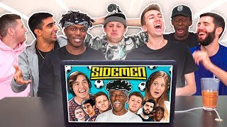 Download SIDEMEN REACT TO TEENS REACT TO SIDEMEN Mp3 and Videos