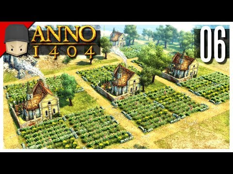Anno 1404 Venice - Ep.06 : Beer & Trade Routes!
