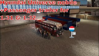 Ets2 Bus Mod With Passengers 1 31