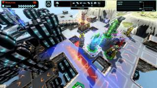 "DG2: Defence Grid 2 ""Flower"" DLC Map Review"
