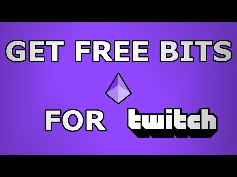 FREE BITS FOR TWITCH - HOW TO EARN (US Only)