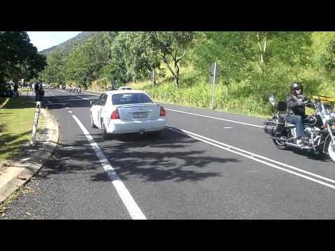 Cairns HOG Rally Thunder Run