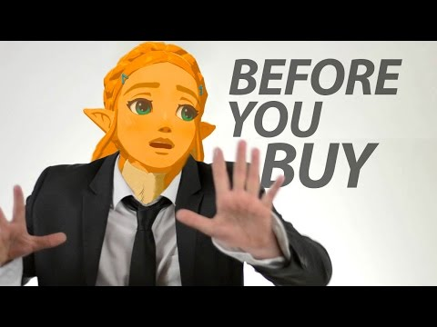 Thumbnail: The Legend of Zelda: Breath of the Wild - Before You Buy