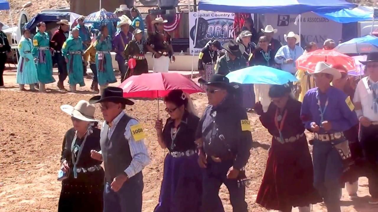 navajo nation fair song dance youtube