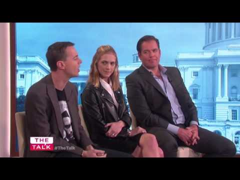 'NCIS' Stars Are Friends On and Off Set