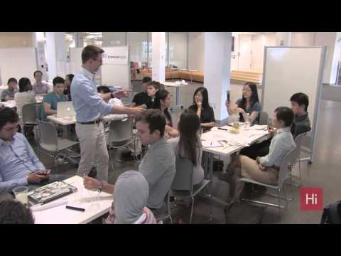 Harvard i-lab | Fundamentals of Experience Design with C. Todd Lombardo