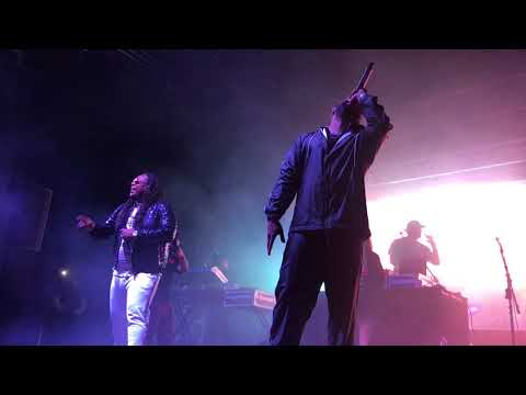 Zion & Lennox - La Player (Bandolera) [LIVE]
