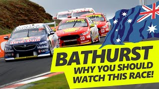 Why you should watch the Bathurst 1000
