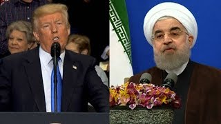Is Trump Trying to Sabotage the Nuclear Deal to Lay Groundwork for War With Iran?